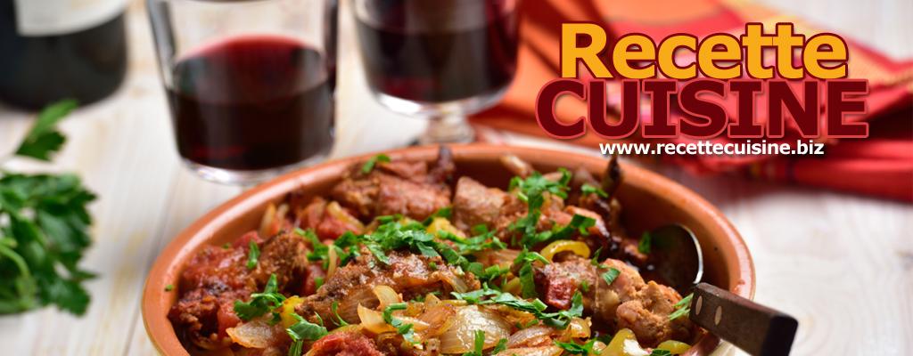Recette cuisine